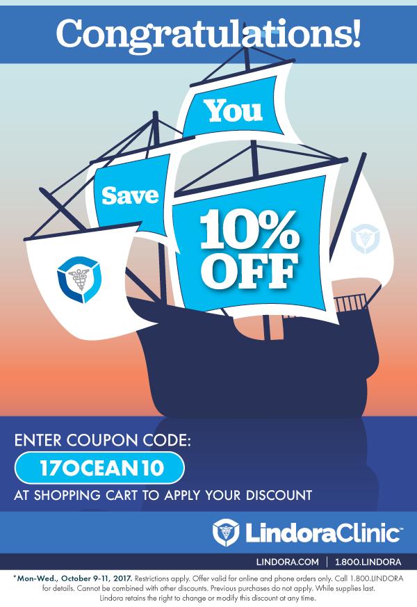 image of Lindora coupon