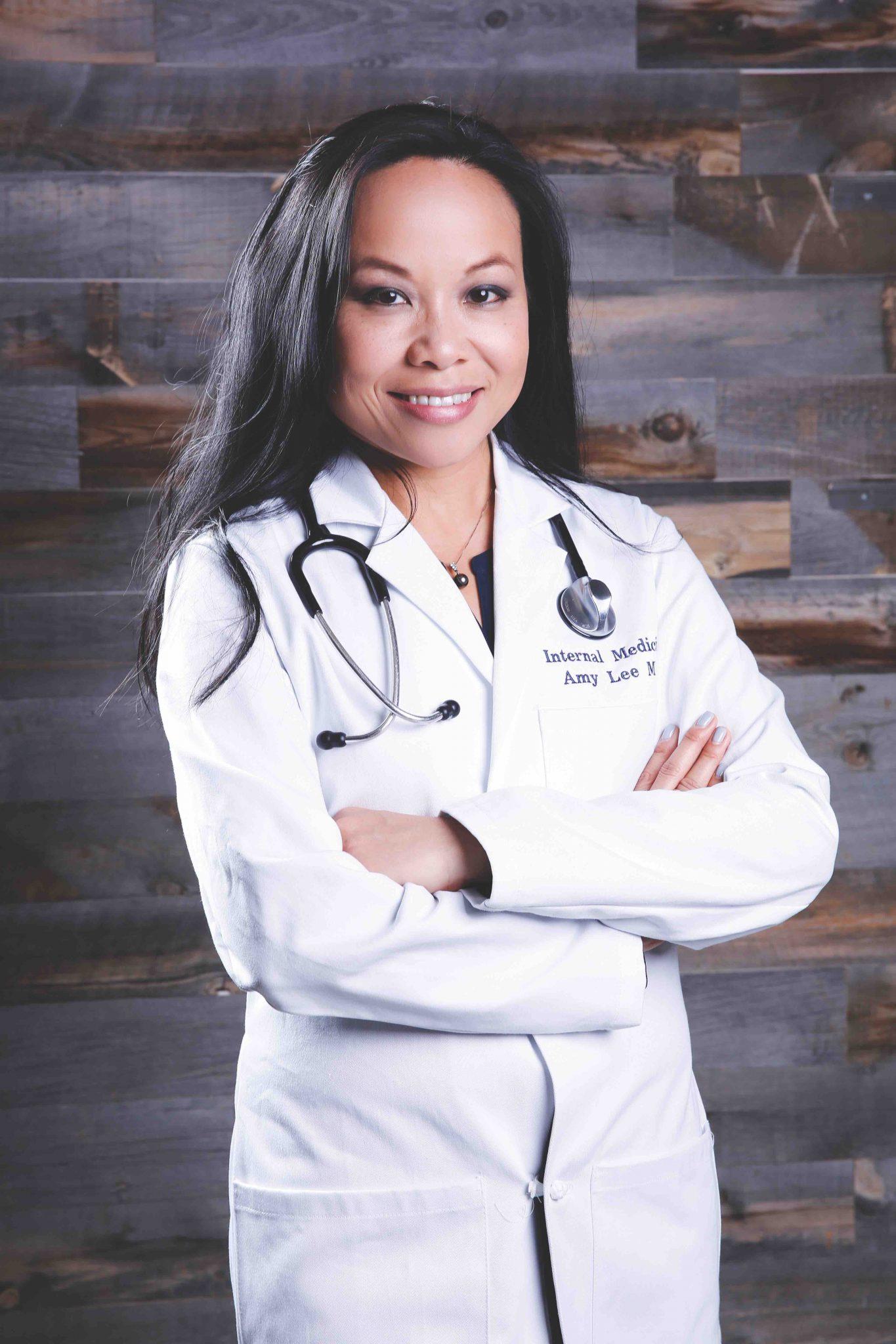 Dr. Lee Chief Medical Officer